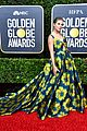 taylor swift golden globes 2020 red carpet 03
