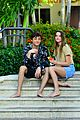 asher angel annie leblanc looked so cute on valentines vacation see pics 07