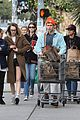 ashley benson cara delevingne kaia gerber stock up on groceries together for quarantine 01