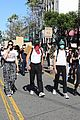cole sprouse kaia gerber black lives matter protest 19