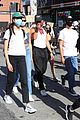 cole sprouse kaia gerber black lives matter protest 27