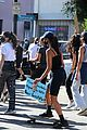 cole sprouse kaia gerber black lives matter protest 39