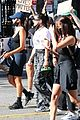 cole sprouse kaia gerber black lives matter protest 43