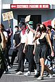 cole sprouse kaia gerber black lives matter protest 47
