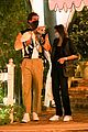 kaia gerber brings her dog to dinner with jacob elordi 31
