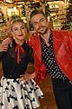 siblings julianne derek hough co host disney magical holiday special 01