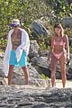 justin hailey bieber march turks caicos vacation 2021 03