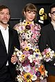 taylor swfit is a floral beauty at the grammys 2021 03