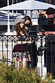 lily collins shooting emily in paris season two 39