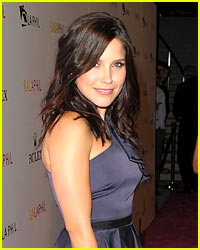 Sophia Bush Takes In The LA Philharmonic