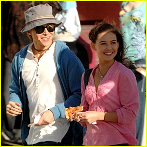 Sterling Knight & Danielle Campbell are Starstruck