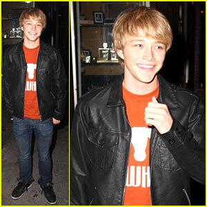 Sterling Knight Spills So Random Fact!
