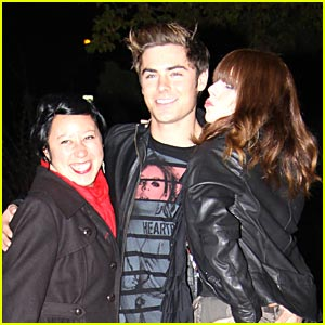 Zac Efron Wraps Charlie St. Cloud