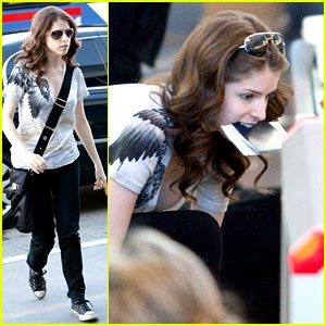 Anna Kendrick: Listen To George Clooney, He Played A Doctor on TV