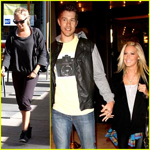 Ashley Tisdale & Scott Speer: Movie Mates