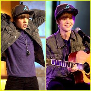 Justin Bieber: Good Morning America!
