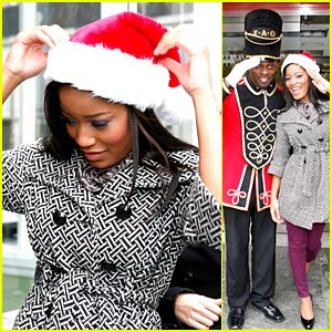 Keke Palmer: Fun At FAO Schwartz
