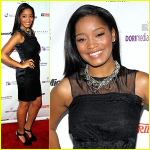Keke Palmer: International Emmy Effortless