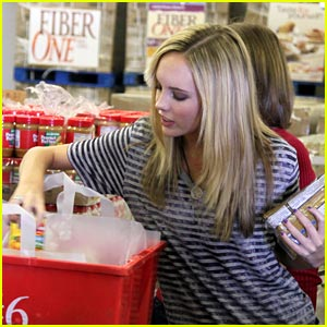 Meaghan Martin Has A Season of Sharing