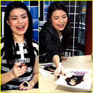 Miranda Cosgrove Locks Down The Saturn Market