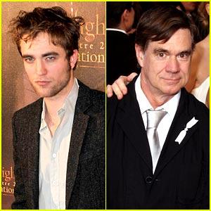 Robert Pattinson: Breaking Dawn Dream Director is Gus Van Sant