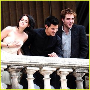 Twilight Tops People's Choice Awards