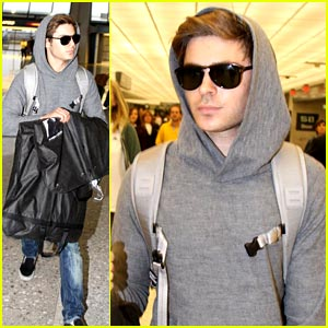 Zac Efron is a D.C. Dude