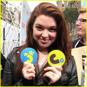Jennifer Stone is Mink Pink Pretty