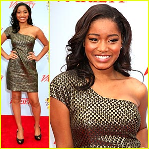 Keke Palmer is Power of Youth Pretty