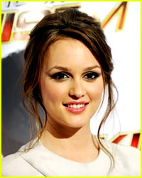 Leighton Meester Jingles All The Way to LA