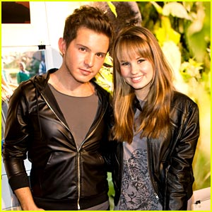 Simon Curtis & Debby Ryan: L.A. Friends For Uganda Wildlife