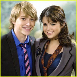 Sterling Knight & Selena Gomez: Night Of Premieres!