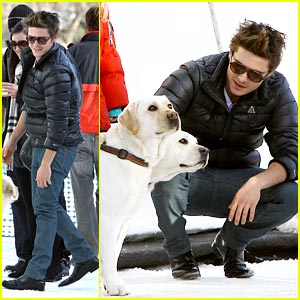 Zac Efron is a Dog Lovin' Dude
