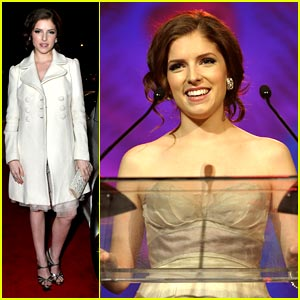 Anna Kendrick is Palm Sp