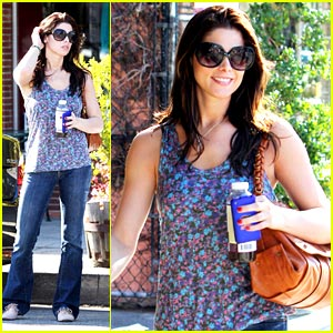 Ashley Greene Adores Aroma