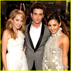 Francia Raisa & Megan Park: People's Choice Pals
