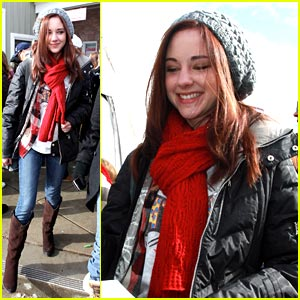 Haley Ramm is Park City Pretty