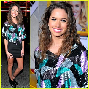 Maiara Walsh Raves in Rome