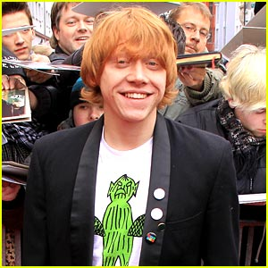 Rupert Grint Chats Ups & Downs of Holidays