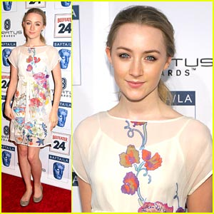 Saoirse Ronan is Hanna The Assassin