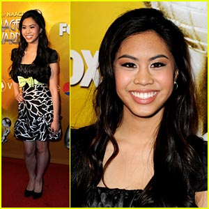 Ashley Argota Breaks Out at B.I.G. Event