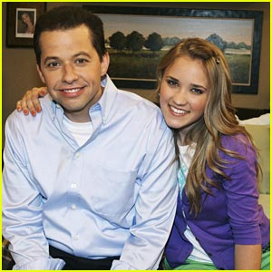 Jon Cryer is Emily Osment's Dad!