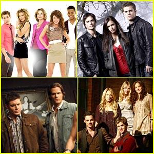 CW Picks Up Vampire Diaries; Melrose Place Future Uncertain