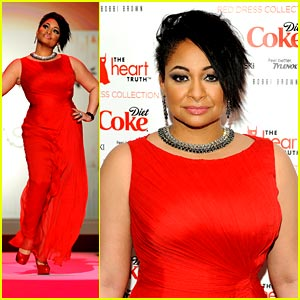 Raven Symone: Confidence on the Catwalk