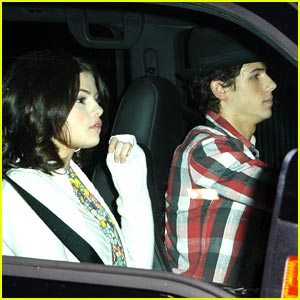 Nick Jonas Helps Haiti with Selena Gomez