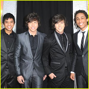 AllStar Weekend: The Last Song Studs