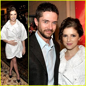 Anna Kendrick & Topher Grace Find Pieces of Heaven