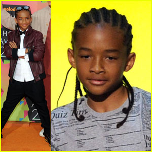 Jaden Smith - 2010 Kids' Choice Awards Orange Carpet