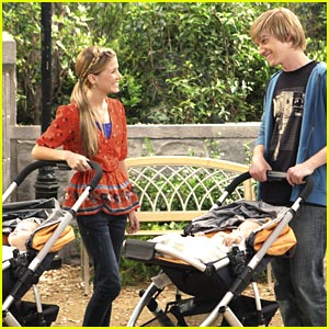 Jason Dolley Flirts with Gilland Jones