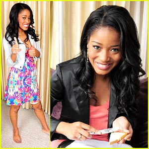 Keke Palmer: Secret Chat This Friday!